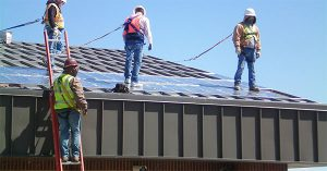 impianti fotovoltaici produrre energia green