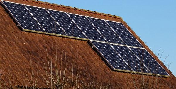 pannelli solari per acqua sanitaria