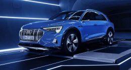 Audi e-tron dinamica eccezionale AWD senza eguali