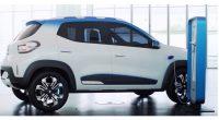 Renault K-ZE la concept car elettrica parte dalla Cina