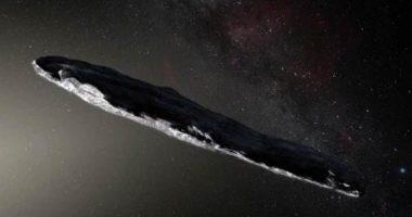 Asteroide Oumuamua la fake astronave spaziale