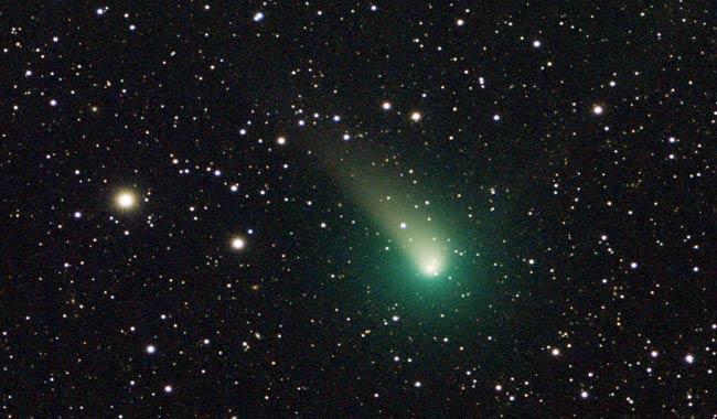 Wirtanen, la cometa di Natale già visibile a occhio nudo?