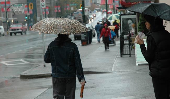 Ecco come è nato l'utilissimo ombrello