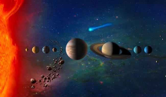 Farout scoperto nelle Hawai il pianetino piu lontano del Sistema Solare