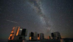 Geminidi nel cielo lo spettacolo dello sciame meteorico