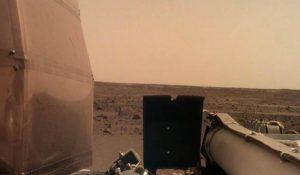Marte Insight batte gia tutti i record