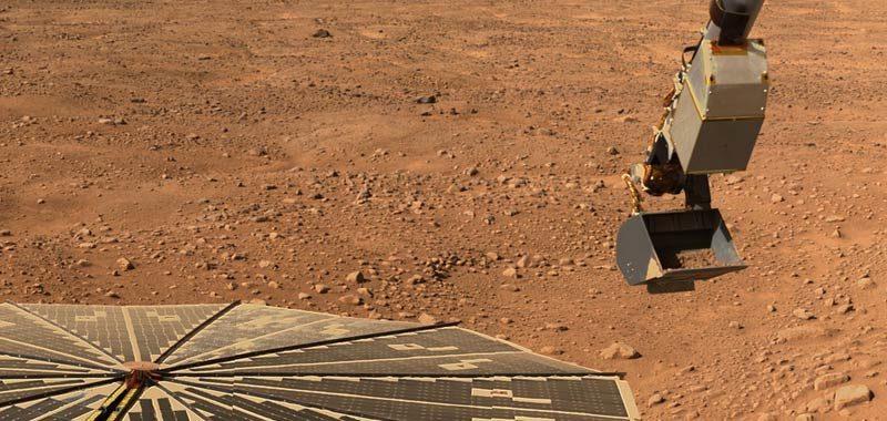 La Nasa ha deciso uomo su Marte nel 2033