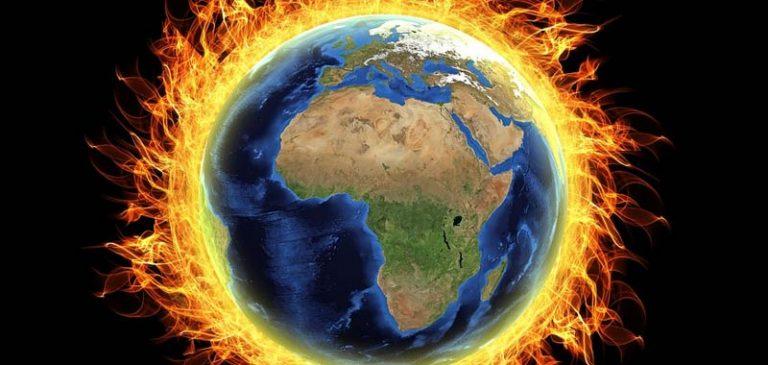 Riscaldamento globale distrugge l'ambiente e l'economia mondiale