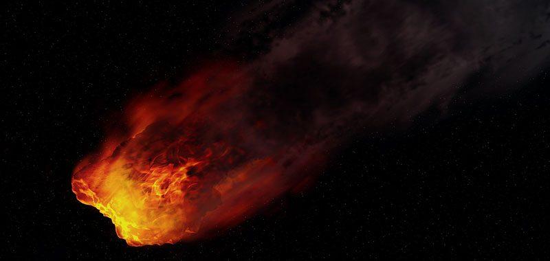 La Sardegna stata colpita da un meteorite