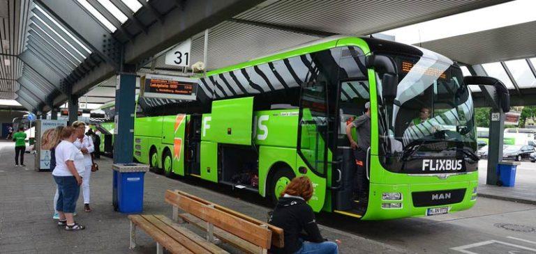 Flixbus, per rispettare le norme anti contagio migliaia di viaggi cancellati