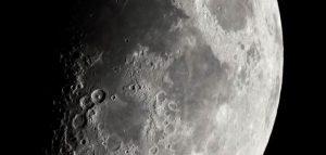 Ruggine sulla Luna gli scienziati restano di stucco