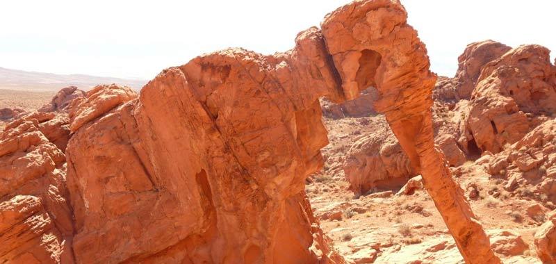 Le rocce in bilico possono essere di aiuto per futuri terremoti
