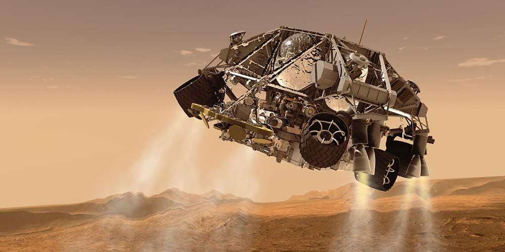 Perseverance arrivera su Marte a febbraio 2021