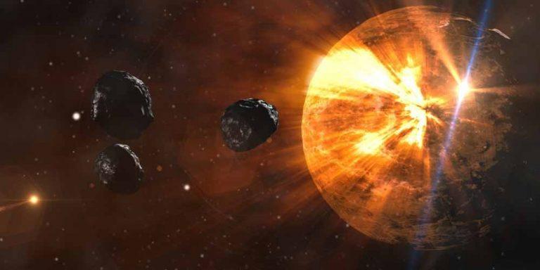 Apophis viene declassato: Nessun pericolo di impatto