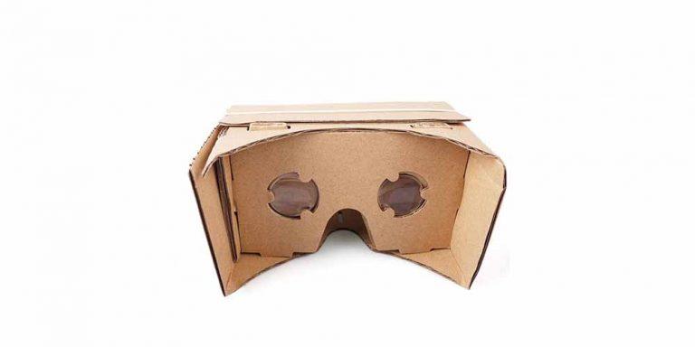 Google CardBoard, stop al sogno della realtà virtuale