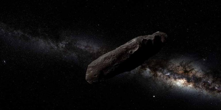 Oumuamua nessuna tecnologia aliena, fine del mistero
