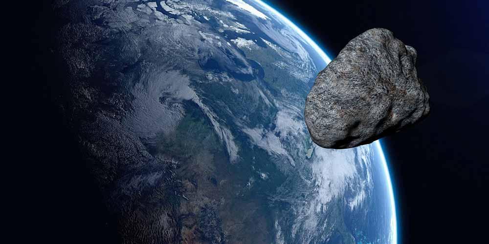 grande asteroide del 2021 passato accanto alla Terra