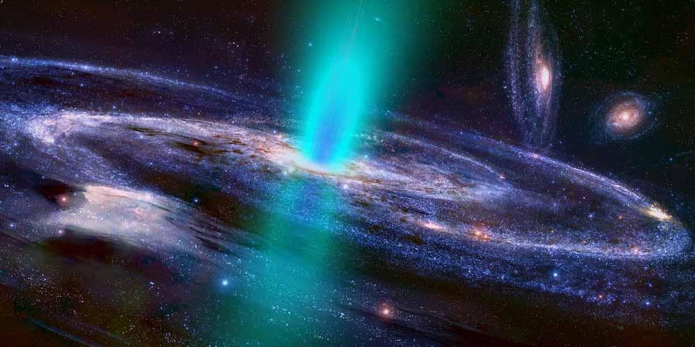 Astronomi scovano ne antico universo un doppio quasar