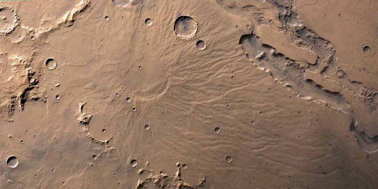 Nasa: Insight sta segnalando i terremoti su Marte