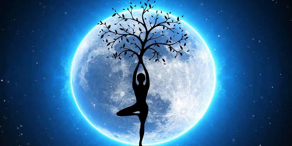 La luna piena contribuisce a farci perdere il sonno