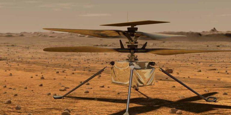 Nasa rimanda ancora: Oggi dovrebbe volare Ingenuity