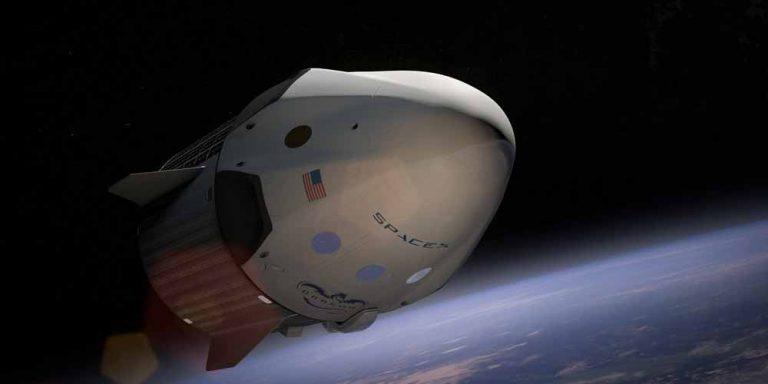 SpaceX e l'avviso di collisione con un UFO