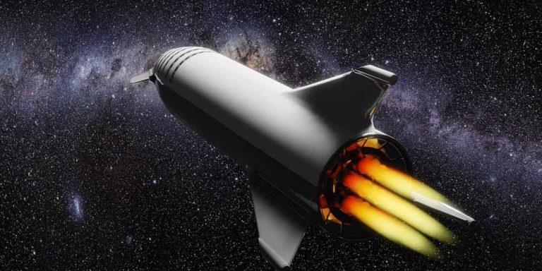 SpaceX manderà di nuovo l'uomo sulla Luna