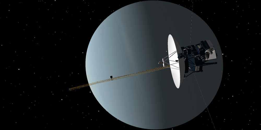 Urano Scoperto fascio di raggi X