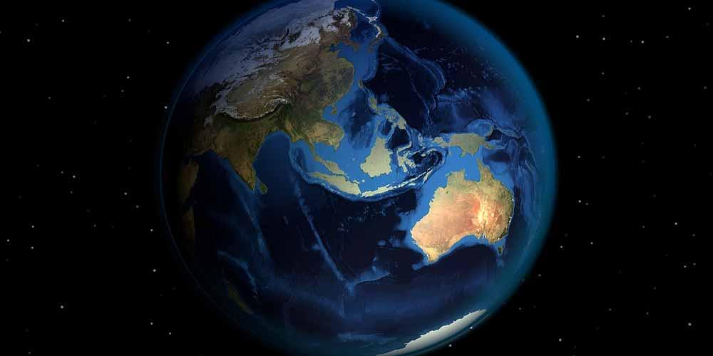 La crosta terrestre molto piu vecchia di quanto pensassimo