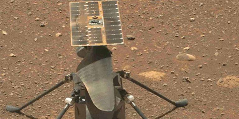 Marte: Panico per il sesto volo di Ingenuity