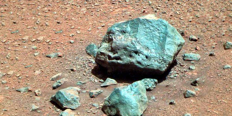 Marte: Portare campioni di rocce potrebbe essere pericoloso