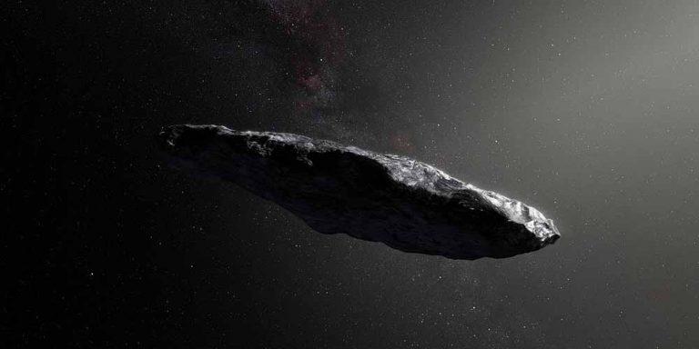 Oumuamua: Ancora teorie sull'origine aliena