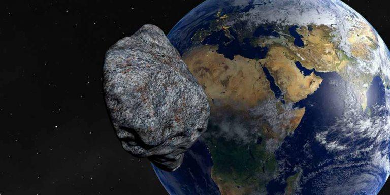 Ancora un asteroide di passaggio accanto alla Terra