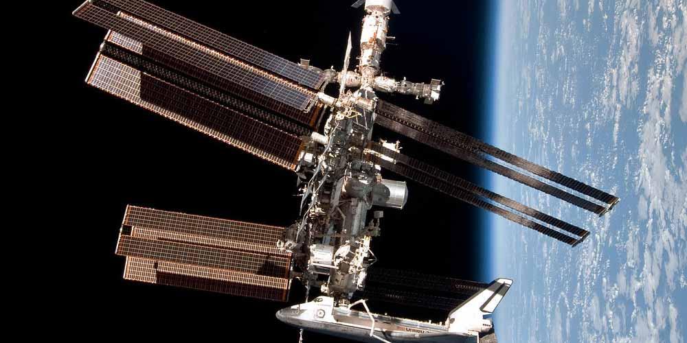 I detriti spaziali hanno bucato la Stazione Spaziale