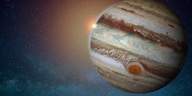 Risolto il mistero dell'aurora su Giove