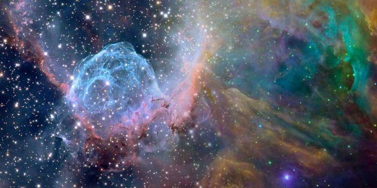 Dancing Ghosts, scoperti i fantasmi dell'universo