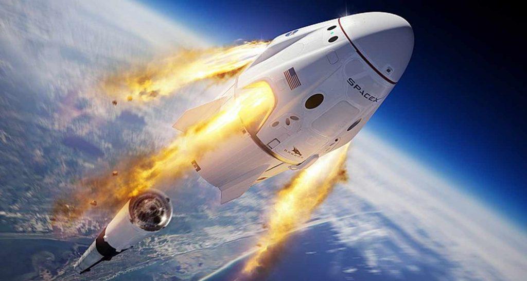 Primo volo pubblico nello spazio grazie a Elon Musk